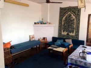 Main living/dining room.