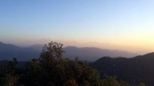 Sunrise at Srinigar, 1.