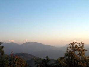 Sunrise at Srinigar, 2.
