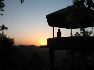 Sunrise at Srinigar, 4.