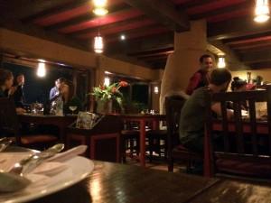 "An""Italian"" restaurant in Pokhara."
