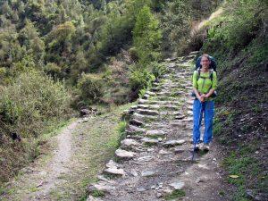 Nearing Siprong.