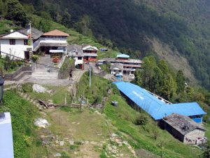 Chomrong