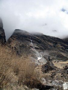 Majestic waterfalls.
