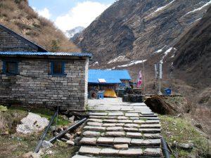 Deurali guesthouse.